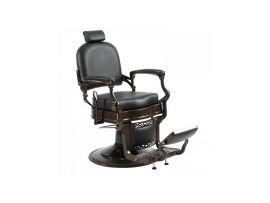 Титан кресло для барбершопа, черный