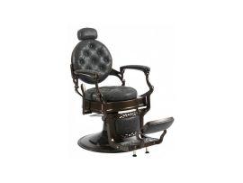 Титан Vintage кресло для барбершопа, черный