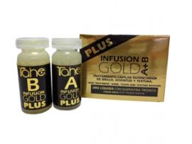 INFUSION GOLD PLUS A+B масло для интенсивной защиты волос 2 x 10 мл