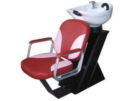 Мойка парикмахерская Дасти с креслом Бриз-3