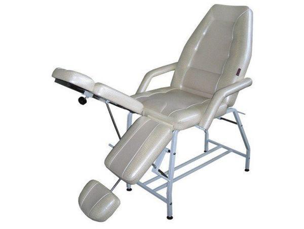 Педикюрно-косметологическое кресло СП Люкс