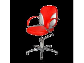 Парикмахерское кресло Валентина Люкс (гидравлика)